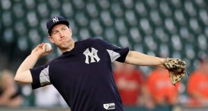Todd Frazier, New York Yankees, MLB
