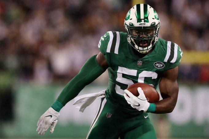 Demario Davis, New York Jets, NFL