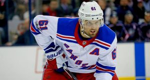 Rick Nash, NHL, New York Rangers