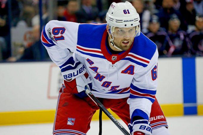 Rick Nash, NHL, New York Rangers