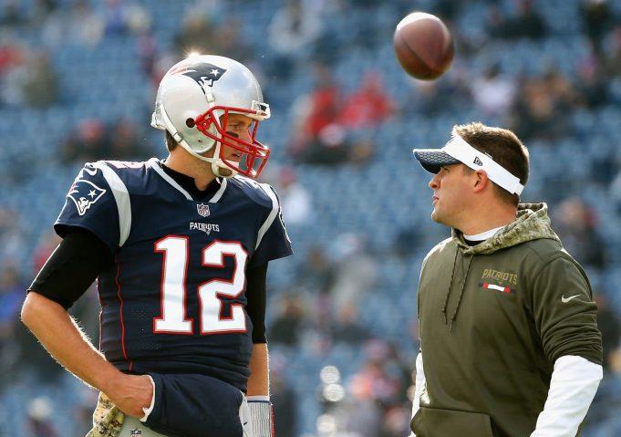 Josh McDaniels, Tom Brady, NFL