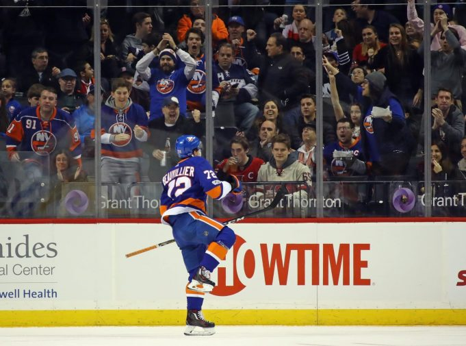 New York Islanders Intel 01/02/2018: Anthony Beauvillier and Steve Bernier to Bridgeport, Tanner Fritz gets the call-up