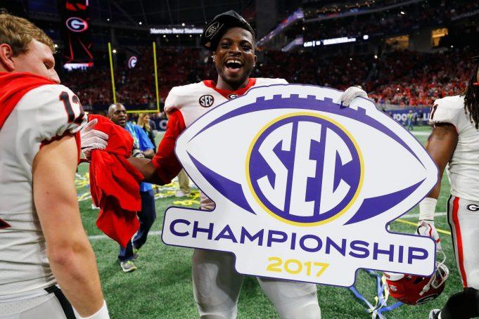 SEC Championship, College Football