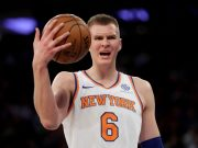 Kristaps Porzingis, New York Knicks, NBA
