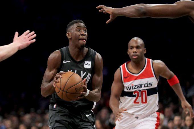 Caris LeVert, Brooklyn Nets, NBA