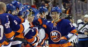 Mathew Barzal, New York Islanders, NHL