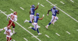 New York Giants, Orleans Darkwa, NFL