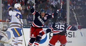 J.T. Miller New York Rangers Winter Classic