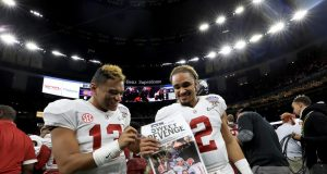 2017 Sugar Bowl, Alabama, Jalen Hurts