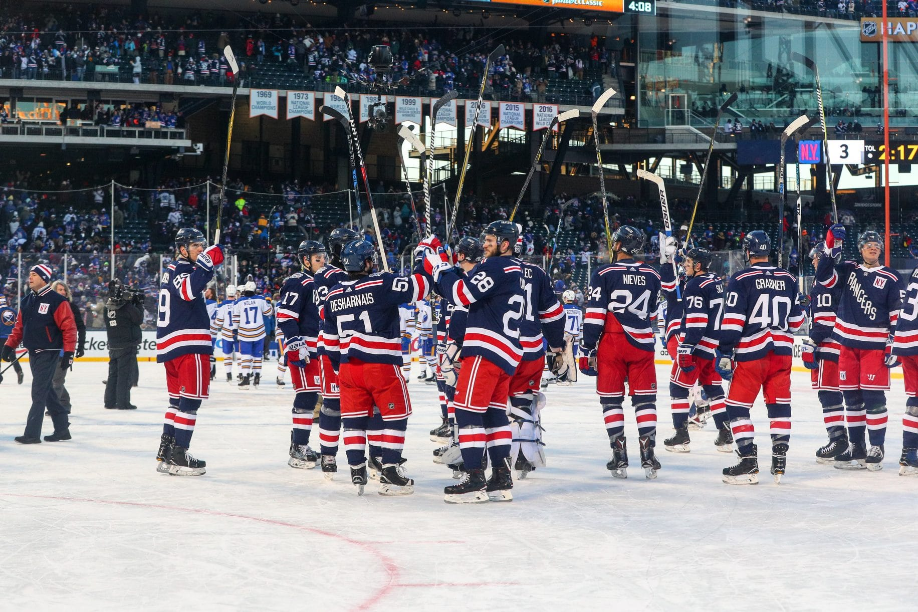 New York Rangers Winter Classic