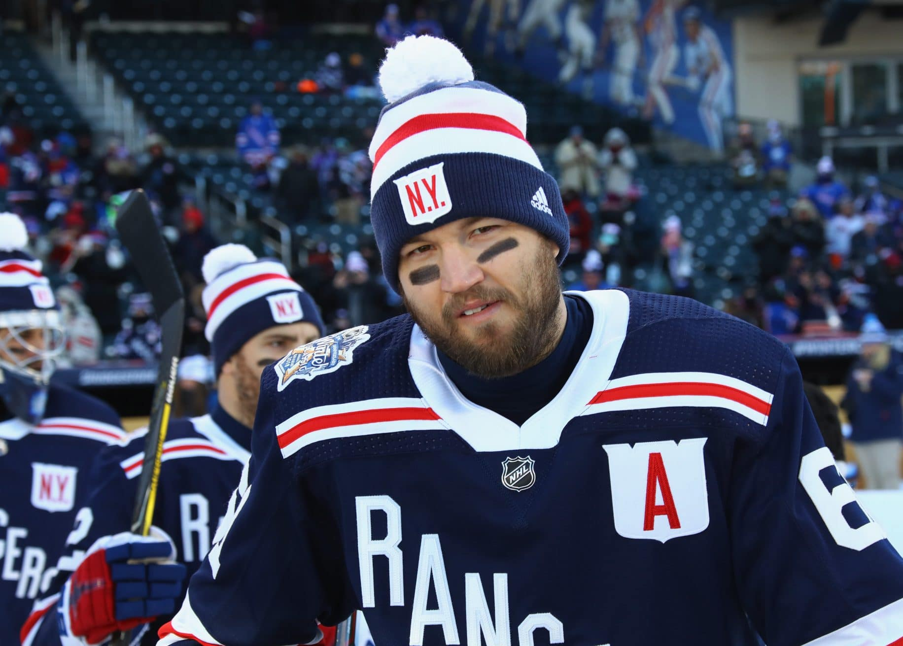 New York Rangers push to the Playoffs