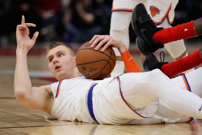 New York Knicks News Mix 1/5/2018