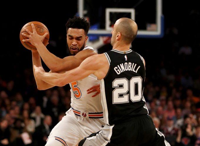 New York Knicks, Courtney Lee, NBA