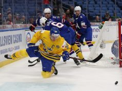 Lias Andersson in World Junior Championship