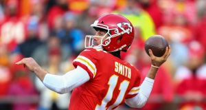 Alex Smith, Kansas City Chiefs, NFL