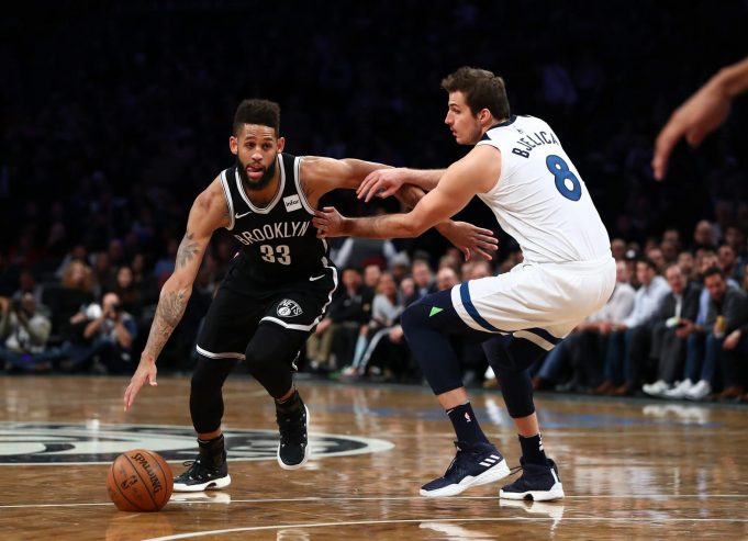 Allen Crabbe, Brooklyn Nets, NBA