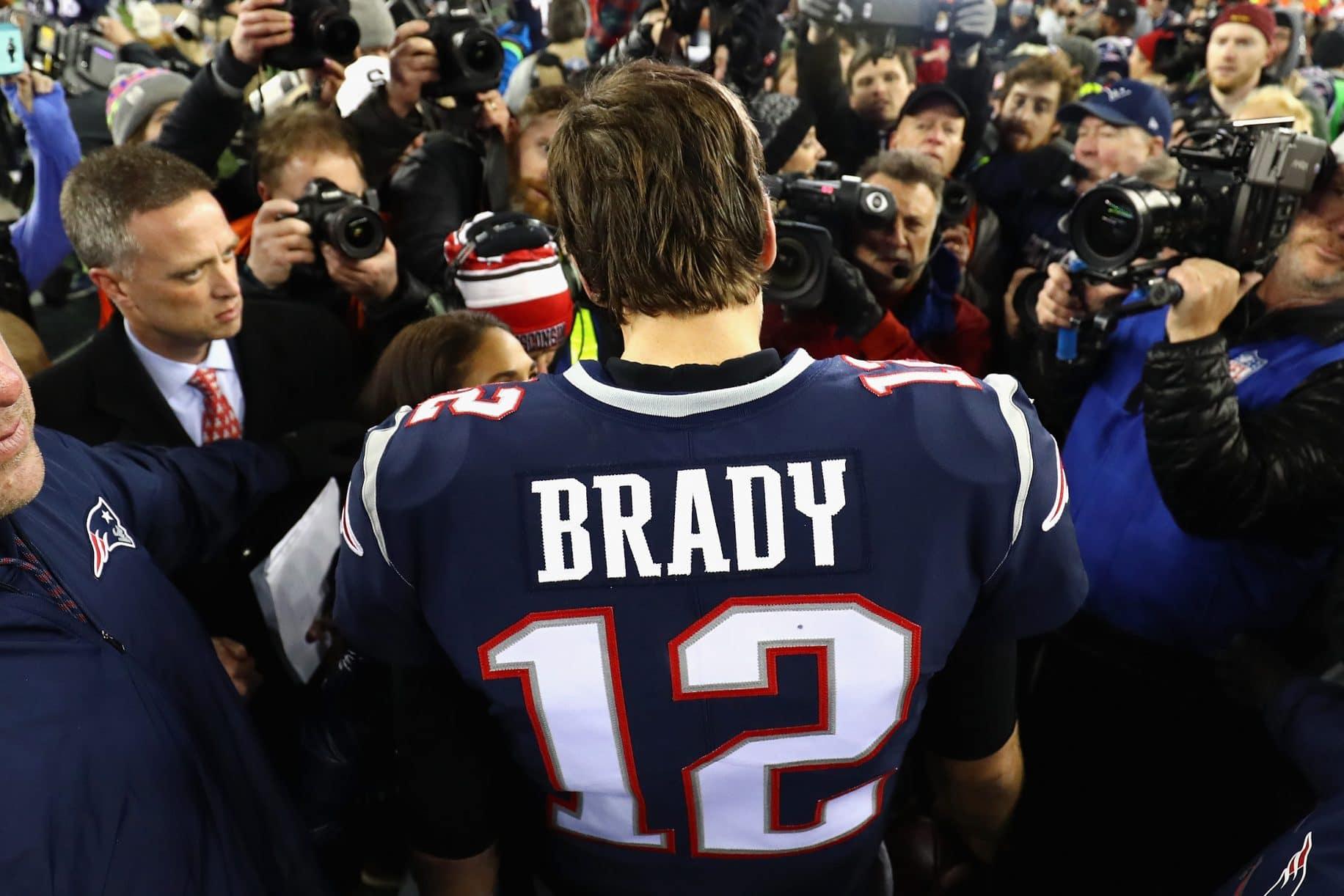 Tom Brady Bill Belichick