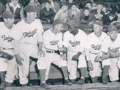 Brooklyn Dodgers Jackie Robinson