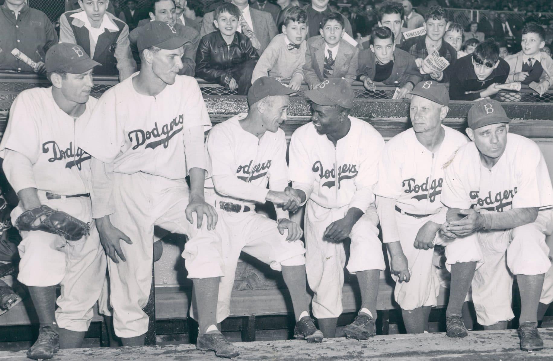 Brooklyn Dodgers Jackie Robinson