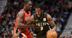 DeMarre Carroll, Brooklyn Nets, NBA