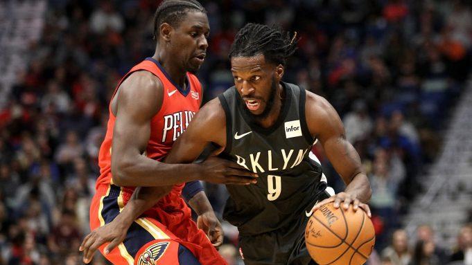 DeMarre Carroll, Brooklyn Nets, NBA