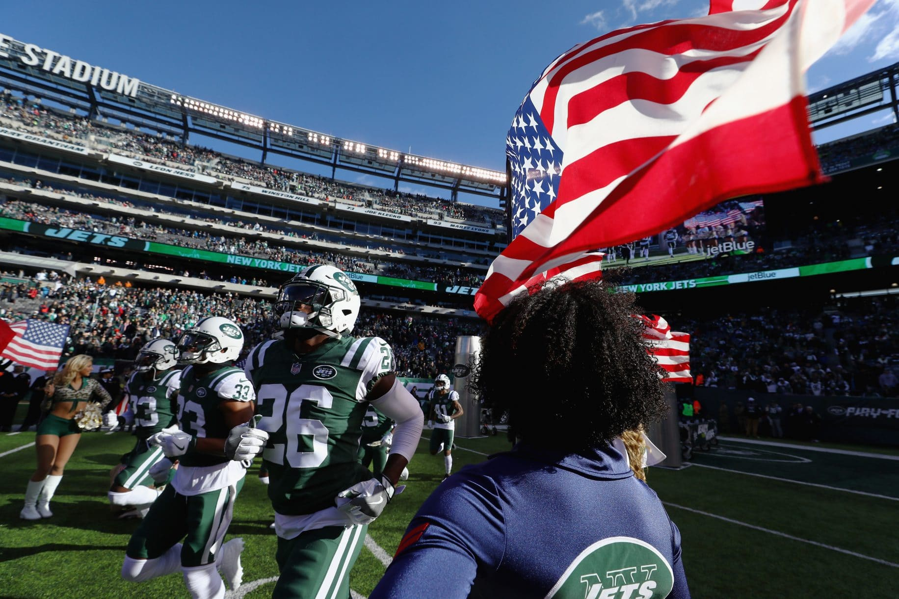 Jamal Adams, Marcus Maye, New York Jets