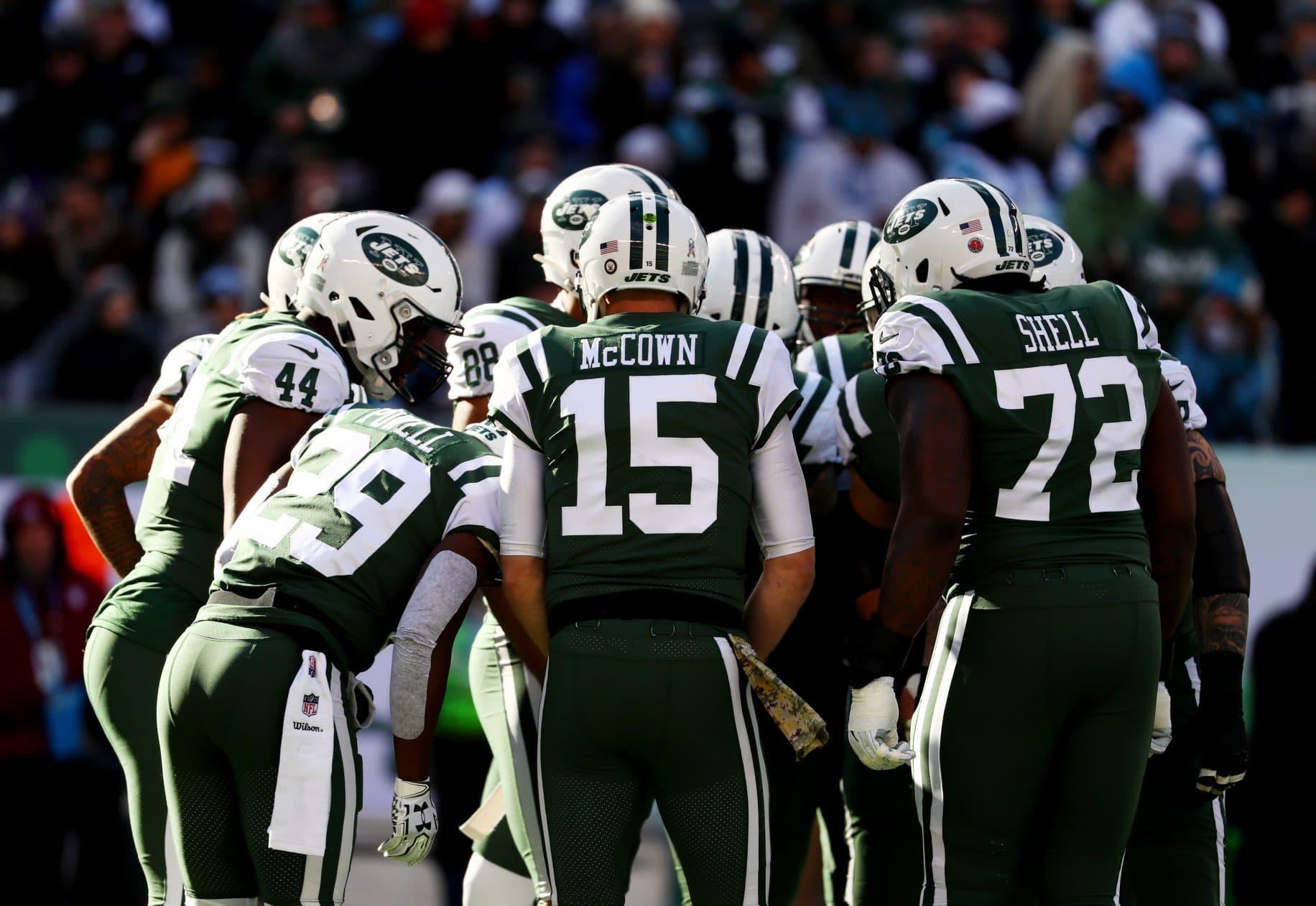 Josh McCown, New York Jets, NFL