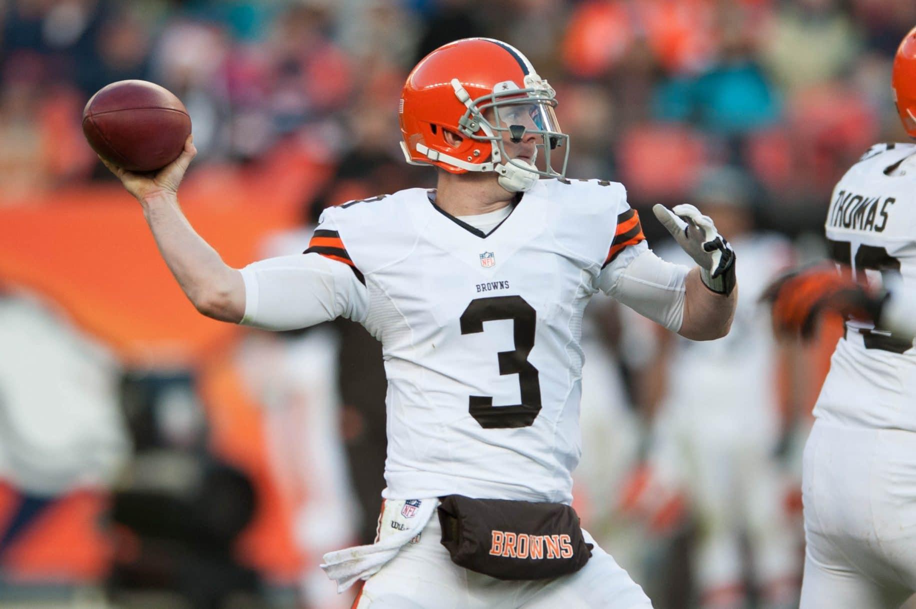Brandon Weeden, Cleveland Browns, NFL