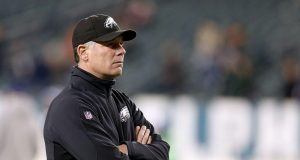 Pat Shurmur Philadelphia Eagles