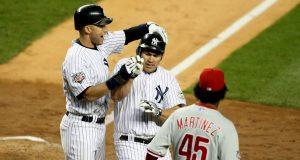 Johnny Damon, Yankees World Series hero