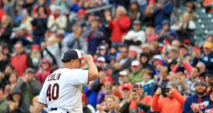 Bartolo Colon Minnesota Twins