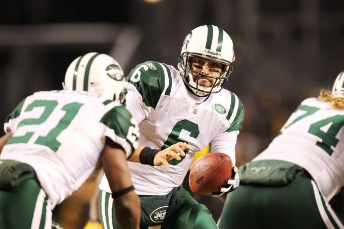 Mark Sancherz, LaDanian Tomlinson, New York Jets