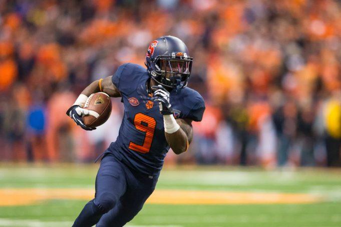 Brisly Estime, Syracuse, College Football