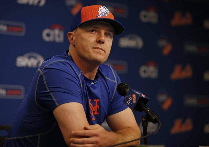 Jay Bruce, New York Mets, MLB