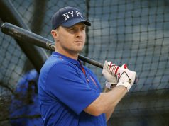 Jay Bruce New York Mets