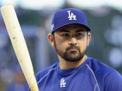 Adrian Gonzalez, Los Angeles Dodgers, MLB