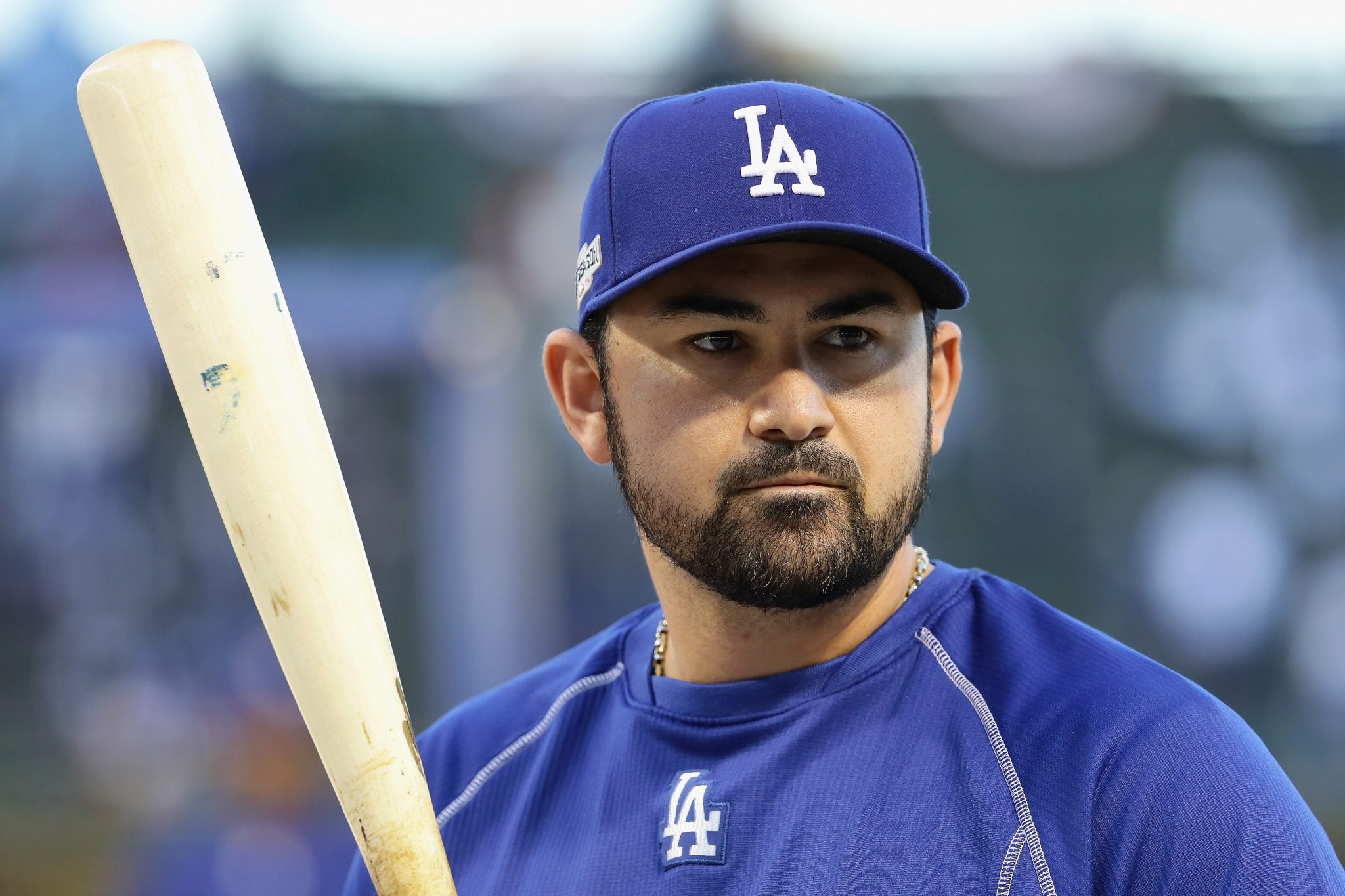 Adrian Gonzalez Los Angeles Dodgers MLB