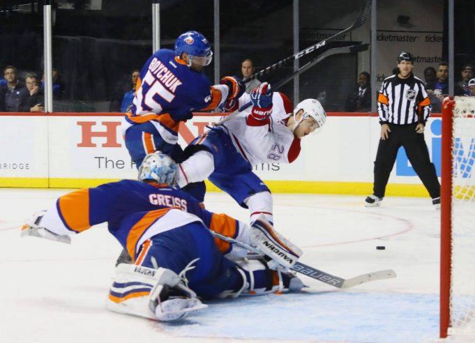 New York Islanders overtime win over Montreal is a bittersweet reminder the defense is still broken