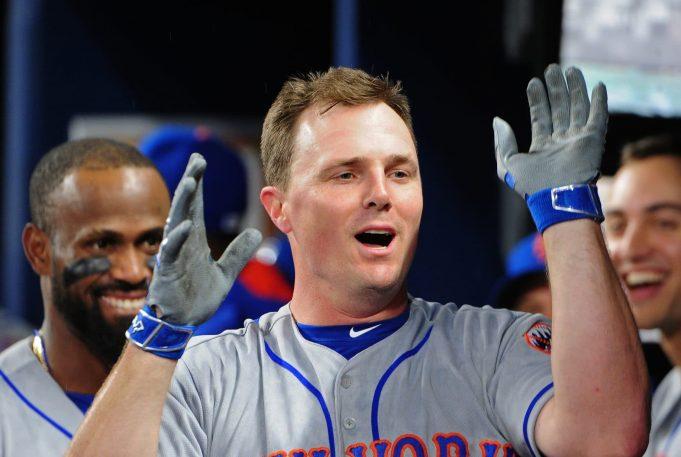 New York Mets, Jay Bruce, MLB