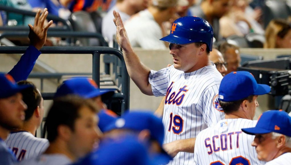 Jay Bruce New York Mets