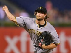 Gerrit Cole, Pittsburgh Pirates, MLB