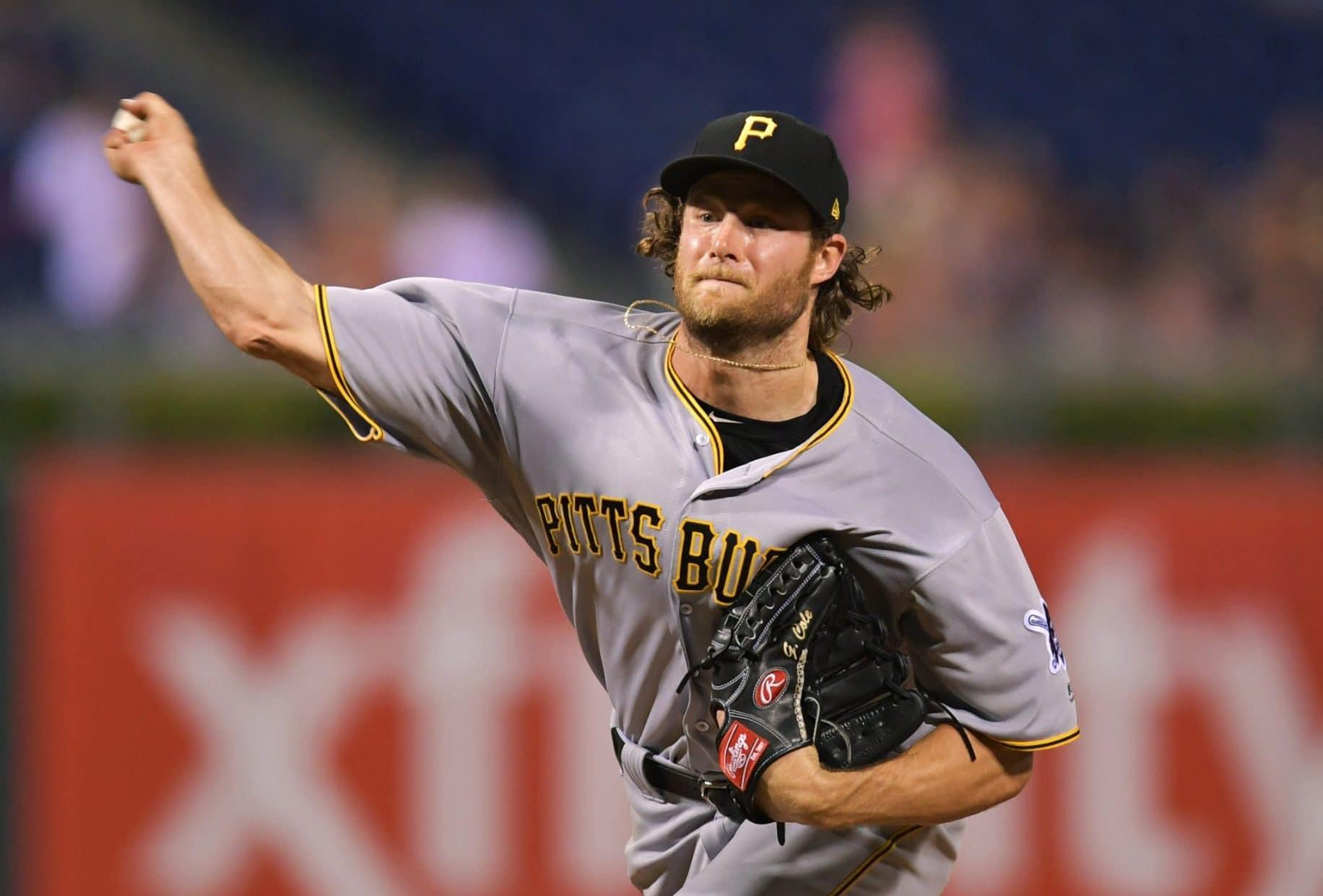 Gerrit Cole, Pittsburgh Pirates, MLB