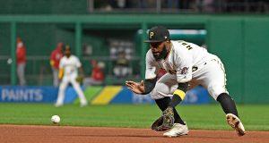 Josh Harrison Pittsburgh Pirates