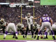 NFL: SEP 11 Saints at Vikings