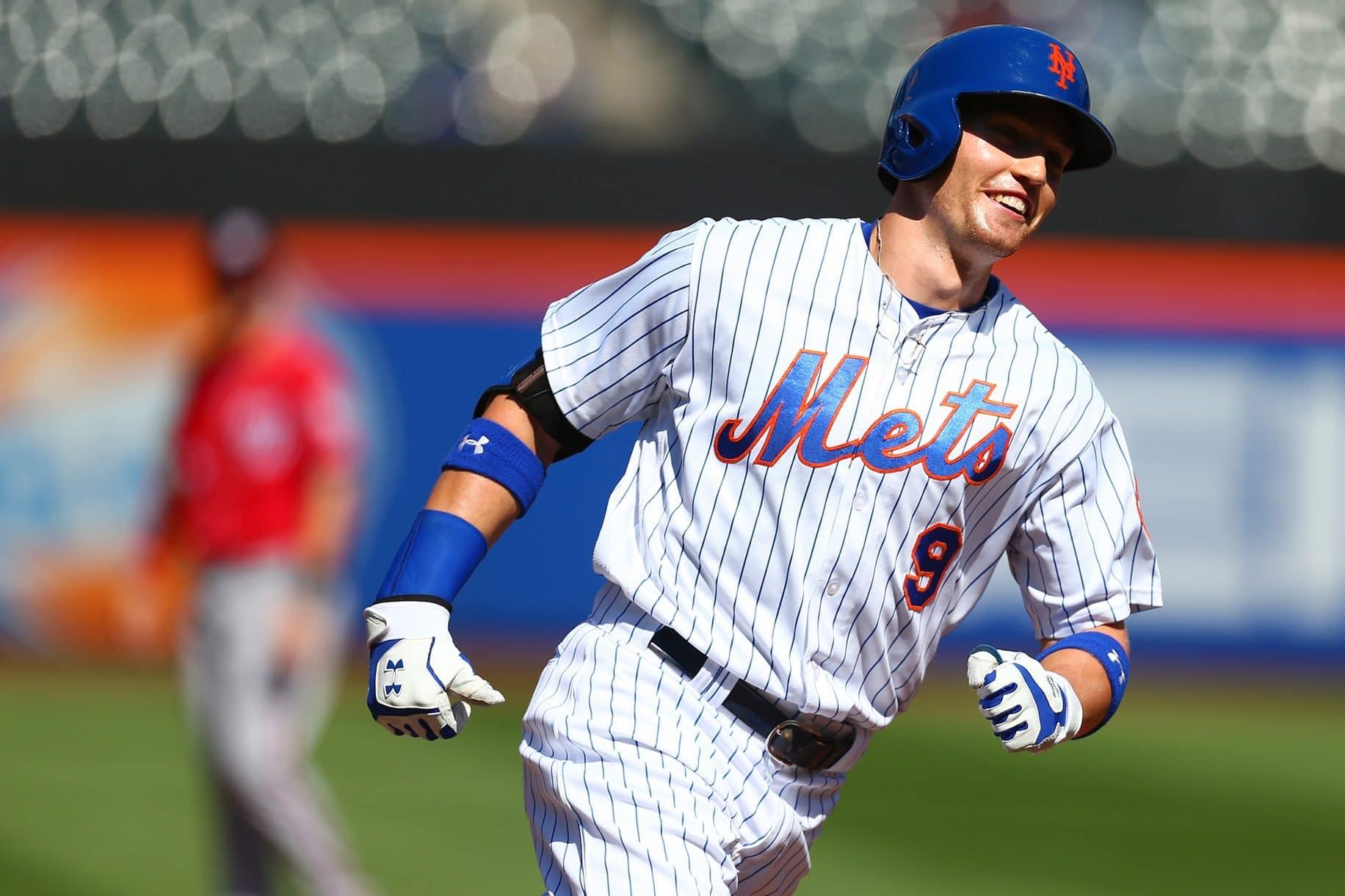 New York Mets, Brandon Nimmo, MLB