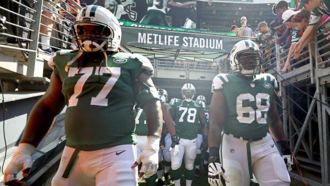 Kelvin Beachum James Carpenter New York Jets
