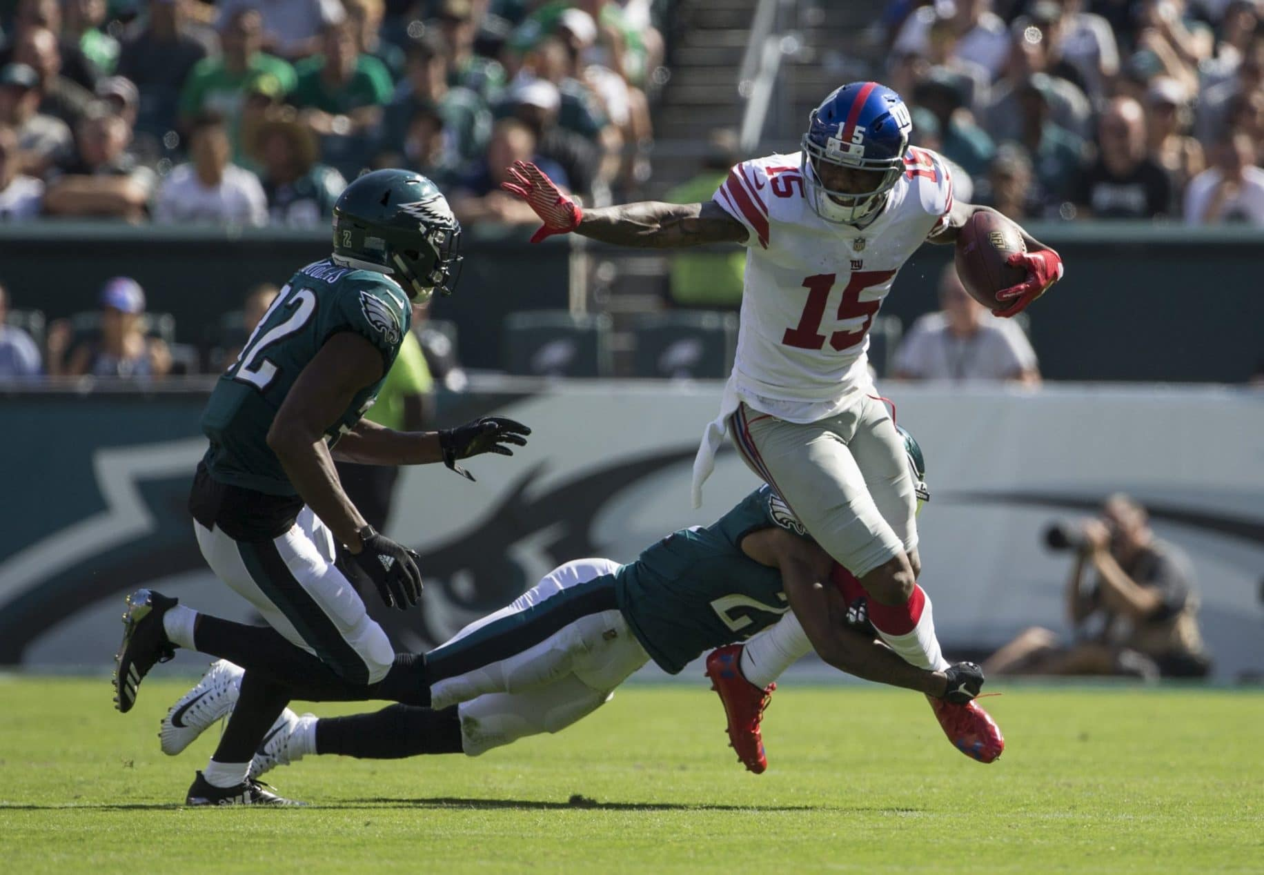 Brandon Marshall, New York Giants
