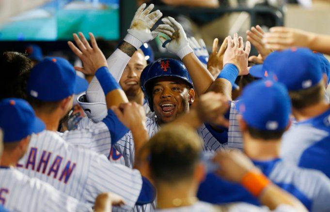 New York Mets Dominic Smith