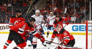 New Jersey Devils Washington Capitals