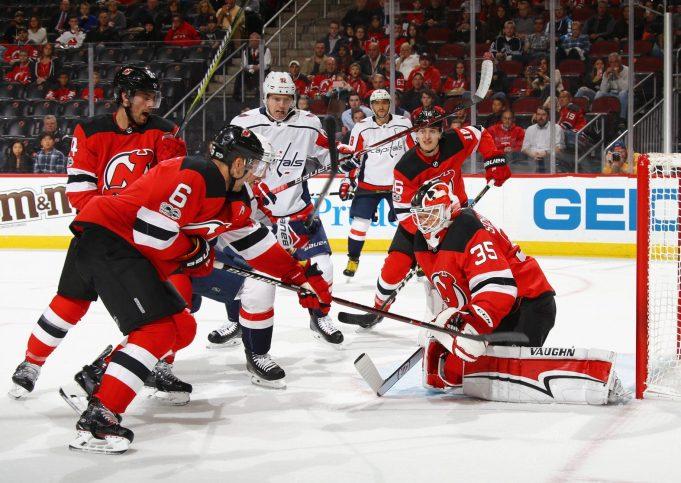 New Jersey Devils Washington Capitals